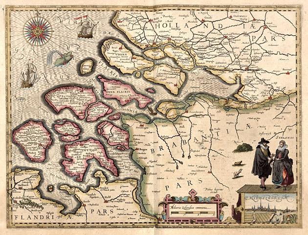 Zeeland 1617 Kaerius