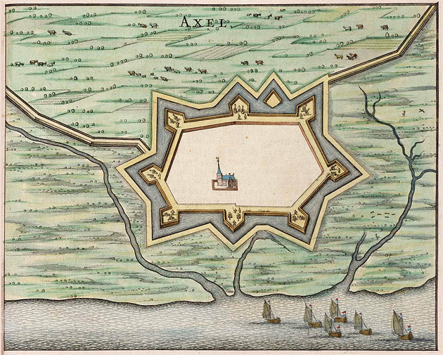 Axel 1649 Blaeu
