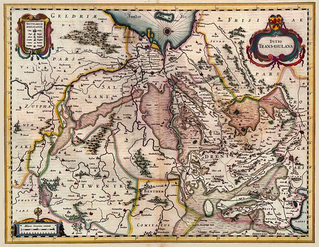 Ditio Trans-isulana 1636 Janssonius