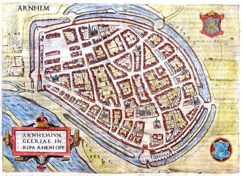 Arnhem 1581 Guiccardini