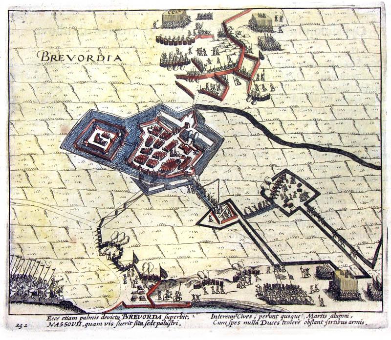 Bredevoort 1622 Baudartius
