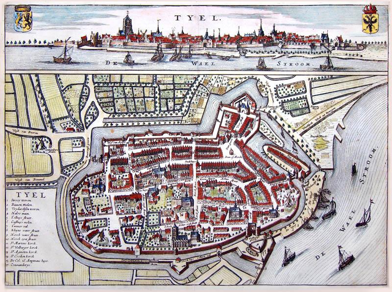 Tiel 1654 Geelkercken