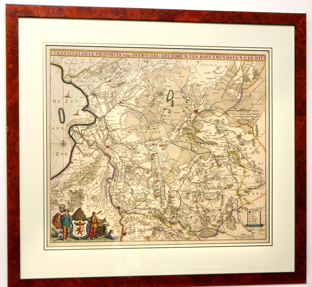 Overijssel Ten Have / De Wit 1670