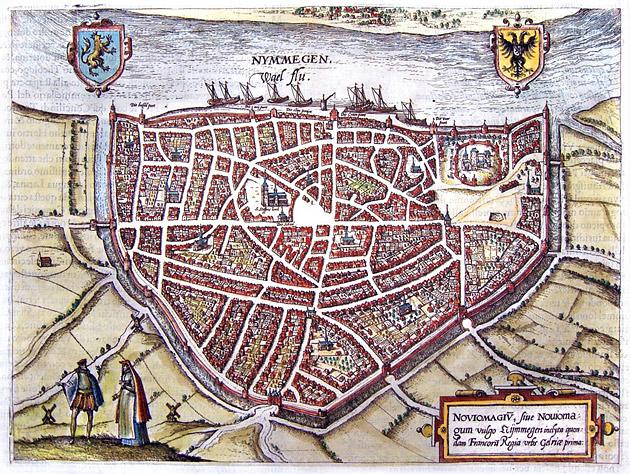 Nijmegen 1581 Guiccardini