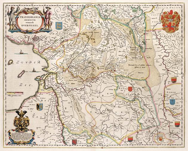 Overijssel 1664 Wicheringe